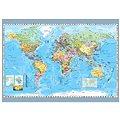 Dino Politická mapa světa