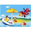 Playmobil 1.2.3 6050 Zábava na dovolené