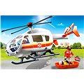 Playmobil 6686 Záchranný vrtulník