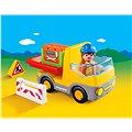 Playmobil 1.2.3 6960 Sklápěcí auto