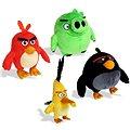 Angry Birds - Luxusní plyš Bomb
