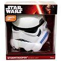3D Světlo Star Wars Storm Trooperova maska
