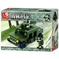 Sluban Army - Obrněné vozidlo