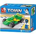 Sluban Town - Závodní auto