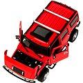 BRC 24230 Hummer H2 červený
