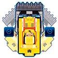 Cobi Electronic Buldozer I/R a Bluetooth