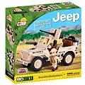 Cobi Jeep Willys Severní Afrika