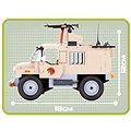 Cobi Small Army - Ozbrojené velitelské vozidlo