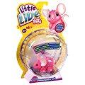 Little Live Pets - Myška růžová Mzikalka