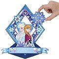 Play-Doh Vinci - Ledové království s modrým aplikátorem
