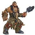 Warcraft - Alliance soldier a Durotan