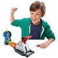 Mattel Hot Wheels - Dráha do kapsy s fialovým autíčkem