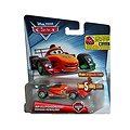Mattel Cars 2 - Carbon race malé auto Rip Clotchgoneski