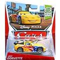 Mattel Cars 2 - Carbon race malé auto Jeff Gorvette