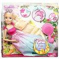 Mattel Barbie - Vysoká princezna s blond dlouhými vlasy