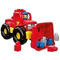 Mattel Fisher Price Mega Bloks - Náklaďák 2v1