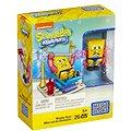 Mattel Fisher Price Mega Bloks Sponge Bob - Základní set Wacky Gym