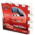Pěnové puzzle - Cars