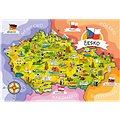 SMT Creatoys Puzzle Mapa České republiky