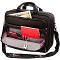 """i-Stay 15.6"""" & up to 12"""" laptop/tablet Organiser bag  Black"""