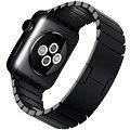 Apple Watch 42mm Vesmírně černá nerez ocel s vesmírně černým článkovým tahem