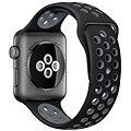 Apple Watch Series 2 Nike+ 38mm Vesmírně šedý hliník s černým / chladně šedým sportovním řemínkem Ni