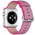 Apple Sport 38mm Růžový z tkaného nylonu