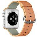 Apple Sport 38mm Zlatý/Červený z tkaného nylonu