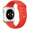 Apple Sport 42mm Oranžový