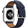 Apple 42mm Půlnočně modrý s klasickou přezkou