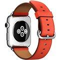 Apple 42mm Červený s klasickou přezkou