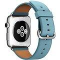 Apple 42mm Ledňáčkově modrý s klasickou přezkou