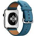 Apple 42mm Námořně modrý s klasickou přezkou