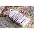 CONNECT IT Wirez Premium Metallic USB-C 1m rose
