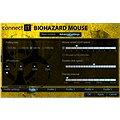 CONNECT IT Biohazard V2 Mouse černo/žlutá