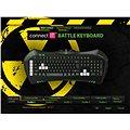 CONNECT IT Battle Keyboard  CZ