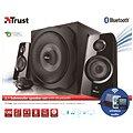 Trust Tytan 2.1 Subwoofer Speaker Set Bluetooth - černé