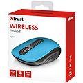 Trust Aera Wireless Mouse blue