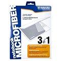Defender Notebook Microfiber šedá
