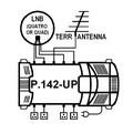 EMP-Centauri multipřepínač P142UP