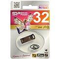 Silicon Power Jewel J10 Silver 32GB