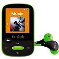 SanDisk Sansa Clip Sports 8GB limetka