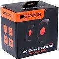 Canyon SP20JB černo-oranžové