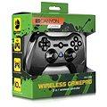 Canyon 3 in1 Wireless Gamepad GPW6 šedý