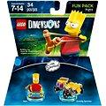 LEGO Dimensions Bart Fun Pack