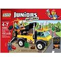 LEGO Juniors 10683 Náklaďák pro silničáře