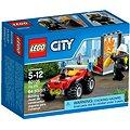 LEGO City 60105 Hasiči, Hasičský terénní vůz