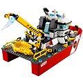 LEGO City 60109 Hasiči, Hasičský člun