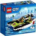 LEGO City 60114 Hlubinný mořský průzkum, Závodní člun