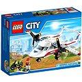 LEGO City 60116 Skvělá vozidla, Záchranářské letadlo
